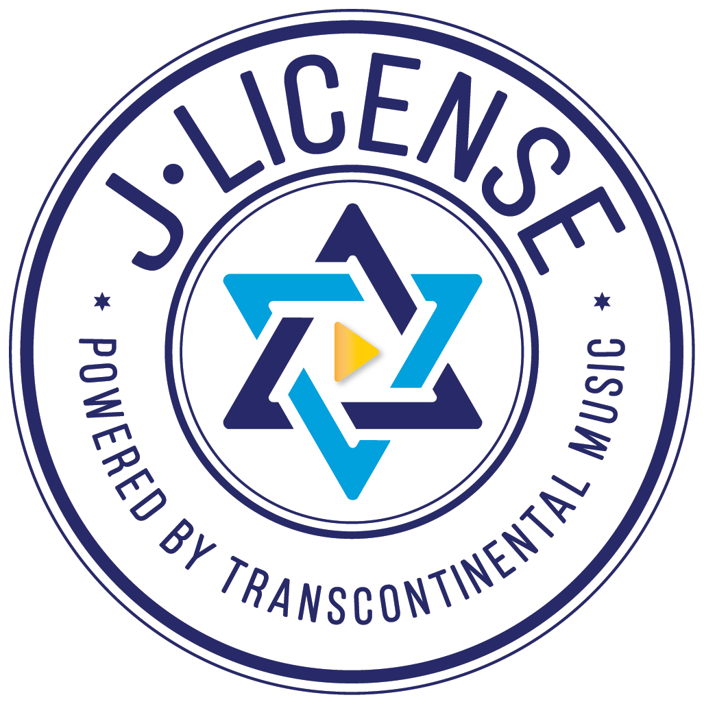 J License Logo -- powered by Transcontinental Music
